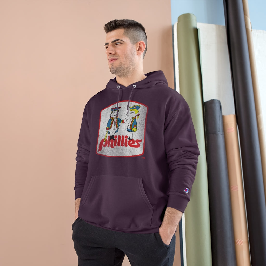 Retro Philly Baseball Champion Collab Hoodie