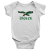 Vintage Philadelphia Eagles Inspired Infant Bodysuit