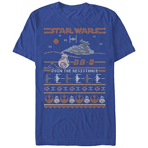 Star Wars BB8 Resistance Sweater T-Shirt