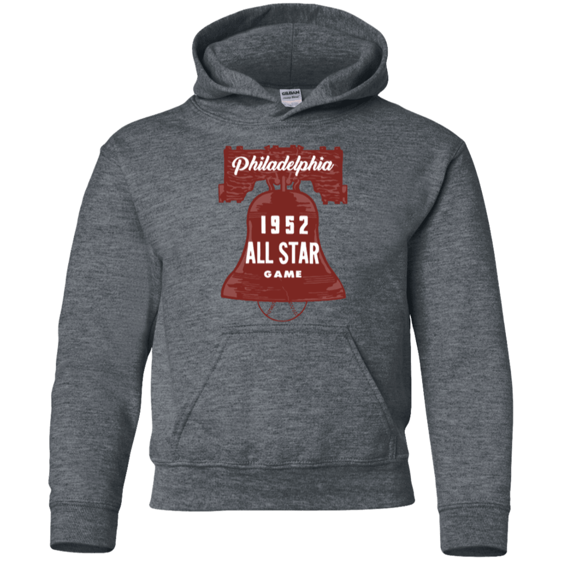b2aa8d71287 52 All Star Game Youth Pullover Hoodie
