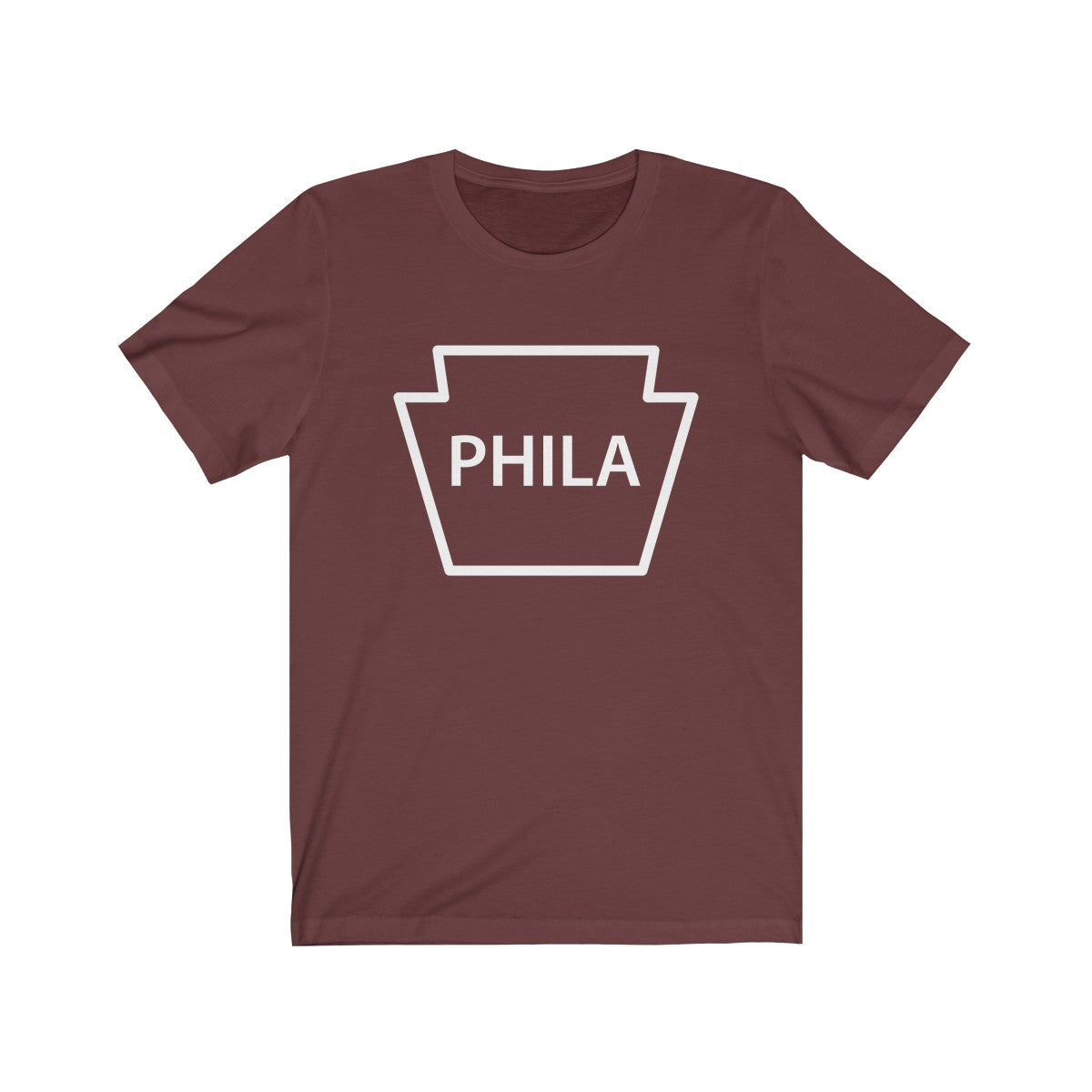 Philly Baseball Keystone Unisex Jersey Short Sleeve Tee