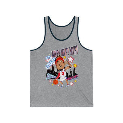 The Answer Inspired Unisex Jersey Tank