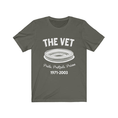 Never Forget The Vet Unisex Jersey Short Sleeve Tee Shirt