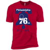 76ers Sketch Logo Short Sleeve Tee - Generation T