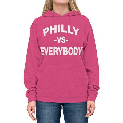 Classic Philly vs. Everybody Unisex Lightweight Hoodie