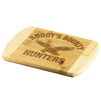 Retro Buddy's Bounty Hunters Cutting Board