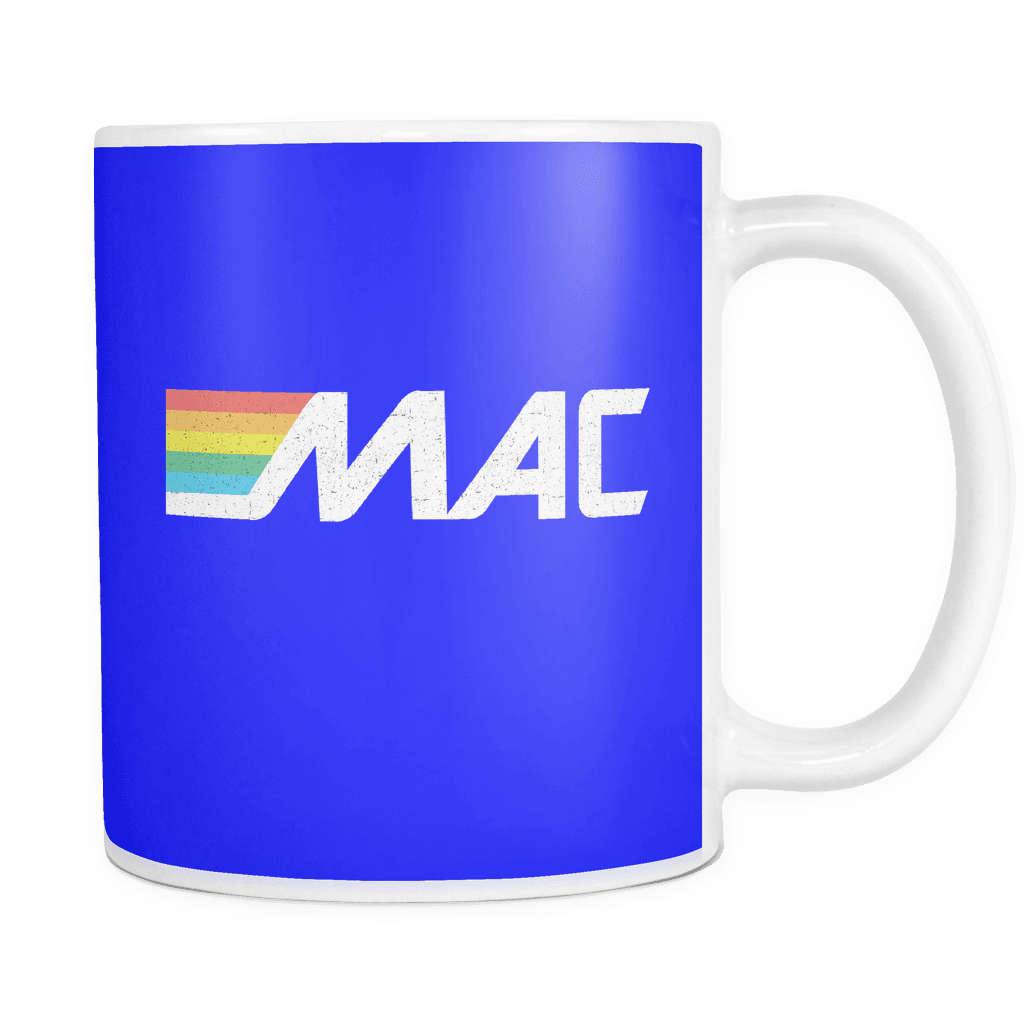 80s MAC ATM Coffee Mug