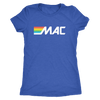 80s MAC ATM Ladies Triblend T-Shirt - Generation T