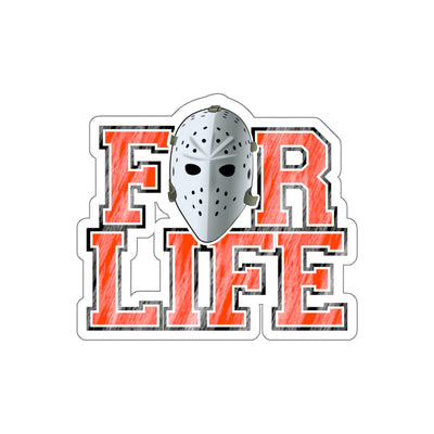Philly Hockey For Life Kiss-Cut Stickers