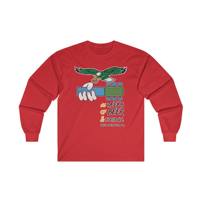 Birdstock Philly Ultra Cotton Long Sleeve Tee