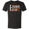 97 Lindros Leclair Party Men's Triblend T-Shirt - Generation T
