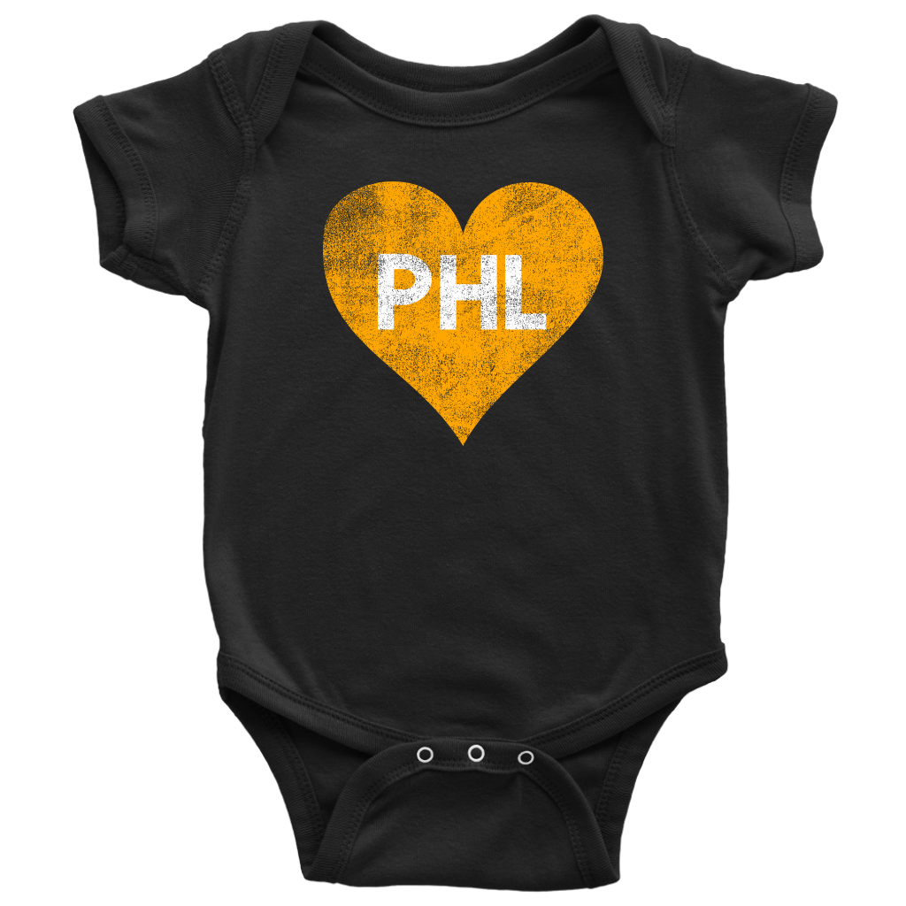 Love for Philly Hockey Infant Bodysuit