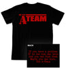 Red Logo A Team Tee Shirt - Generation T