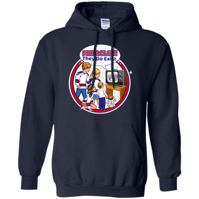 Miracles Adult Hoodie - Generation T