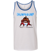 Retro Mahorn & Barkley Thump and Bump Inspired Unisex Tank