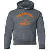 Retro Philadelphia Hockey Youth Pullover Hoodie - Generation T