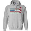 USA Hockey Sticks Pullover Hoodie