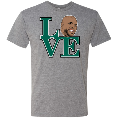 Reggie Love Men's Triblend T-Shirt - Generation T