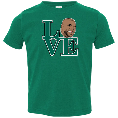 Reggie Love Toddler Jersey T-Shirt - Generation T