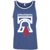 Philly 76 Blue Retro Tank Top - Generation T