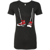 Step Brothers Sneakers Inspired Ladies' Triblend T-Shirt