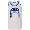 Retro State College Football Inspired Unisex Tank