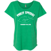 Philly Special Ladies' Triblend Dolman Sleeve - Generation T