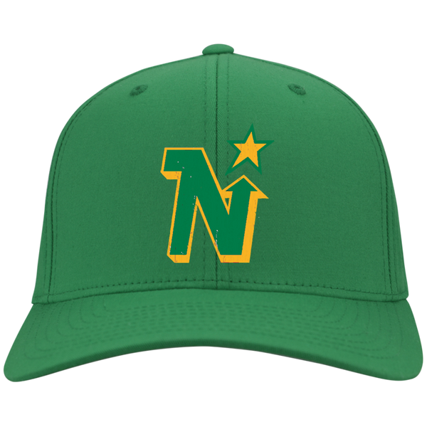 Minnesota North Stars Inspired Youth Dri-Fit Nylon Cap