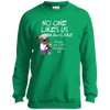 Parade Speech Youth Crewneck Sweatshirt