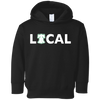 Philly Local Toddler Fleece Hoodie