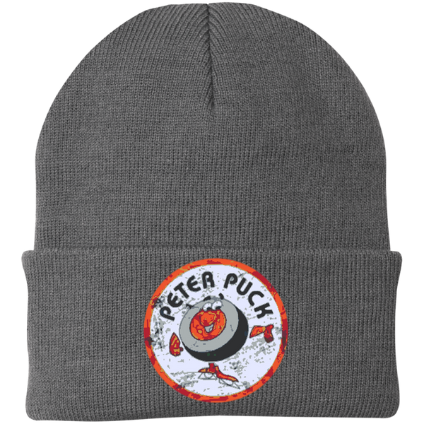 Peter Puck Circle Knit Embroidered Cap - Generation T