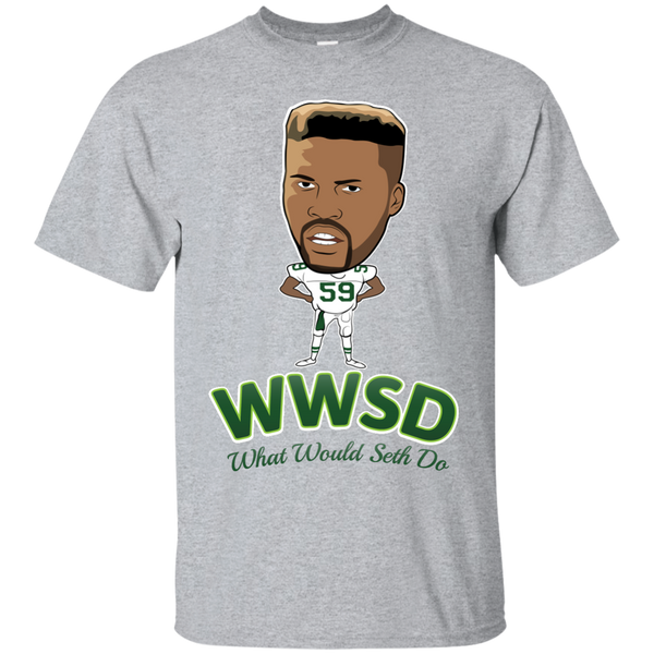 What Would Seth Do Shirt