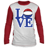Philly Hoops Love Ugly Christmas 'sweater' Long Sleeve