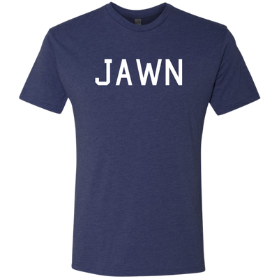 Jawn College Men's Triblend T-Shirt