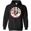 Retro Peter Puck Circle Logo Pullover Hoodie - Generation T