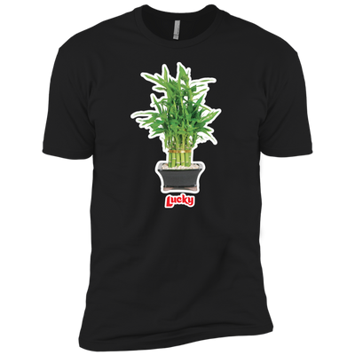 Lucky Bamboo Premium Short Sleeve T-Shirt