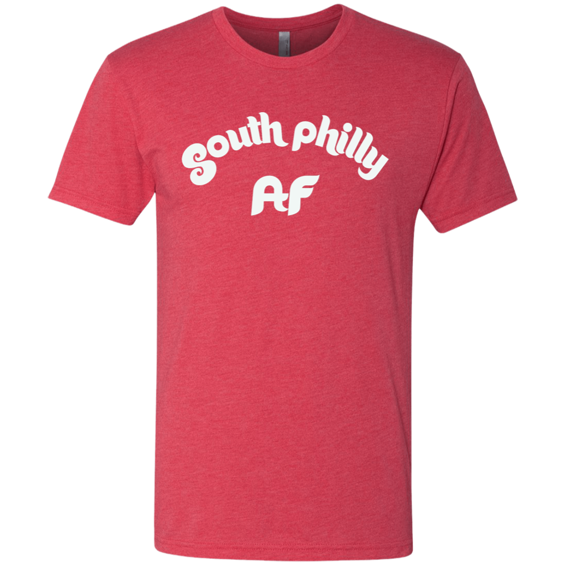 South Philly AF Men's Triblend T-Shirt
