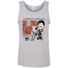 Hextall Strikes Twice Adult 100% Ringspun Cotton Tank Top