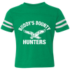Buddy's Bounty Hunters Toddler Football Fine Jersey T-Shirt