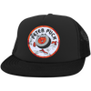 Peter Puck Embroidered Trucker Hat with Snapback - Generation T