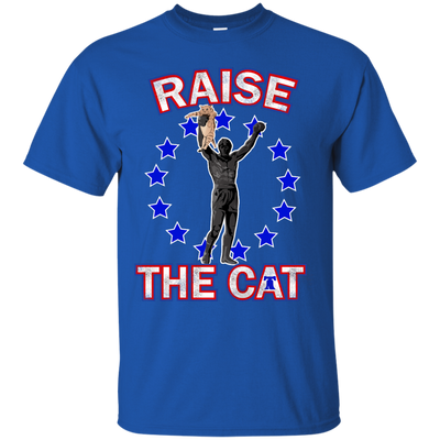 Raise The Cat Mens T-Shirt - Generation T