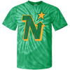 Minnesota North Stars Inspired Retro 100% Cotton Tie Dye T-Shirt - Generation T