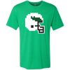 Retro 70s Tecmo Birds Men's Triblend T-Shirt