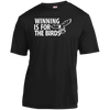 Winning Is For The Birds Youth Moisture-Wicking T-Shirt