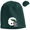 Tecmo Birds Embroidered Slouch Beanie