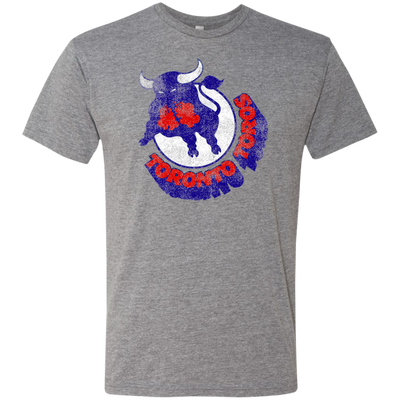 Retro Toronto Toros Men's Triblend T-Shirt