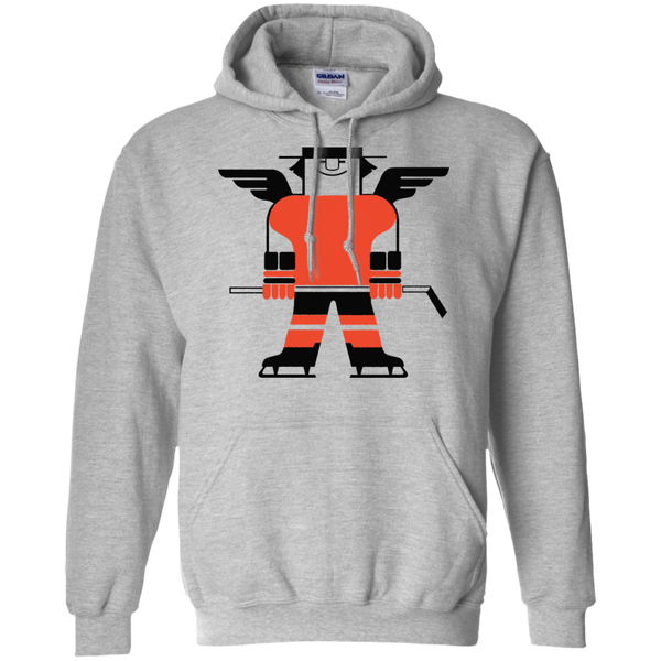 Retro Freddy Flyer Pullover Hoodie - Generation T