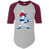 Bryce Youth Colorblock Raglan Jersey
