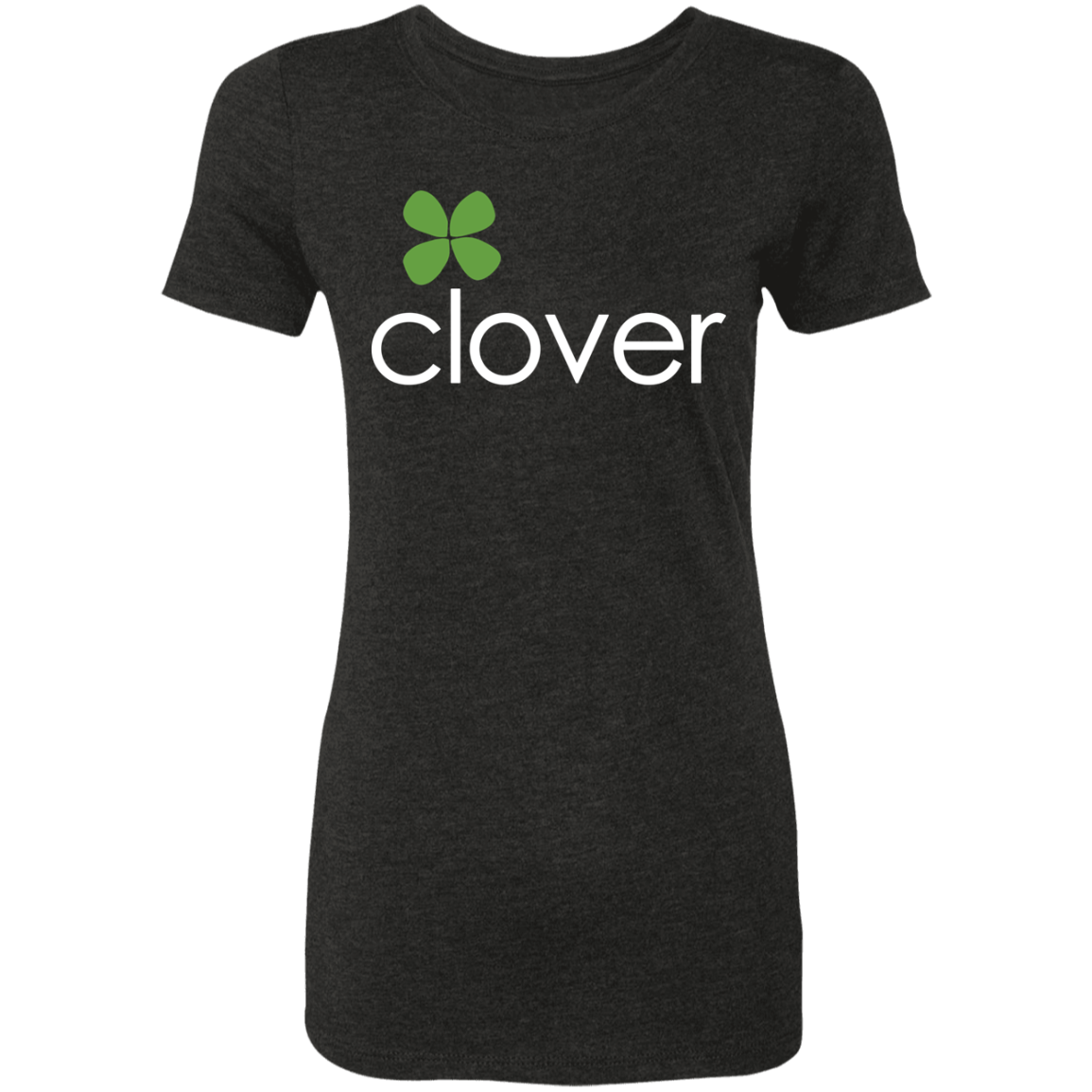 Retro Clover Ladies' Triblend T-Shirt