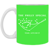 The Philly Special 11 oz. White Mug